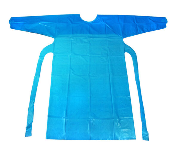 Disposable Plastic Gown