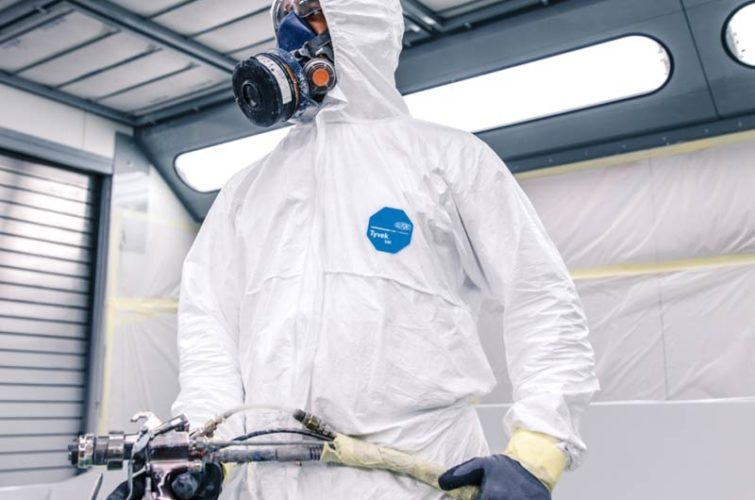DuPont Tyvek Classic Coverall (Type 5 & 6)