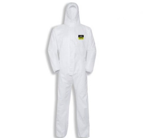 Uvex Classic Chemical Protection Coverall (Type 5 & 6)