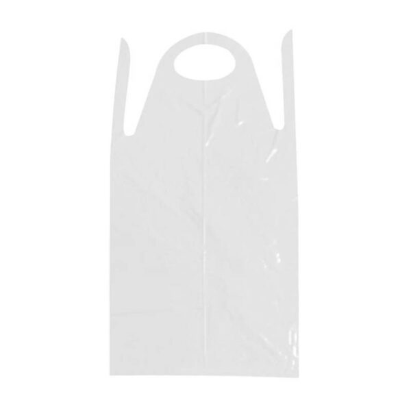 Disposable Apron (Plastic)