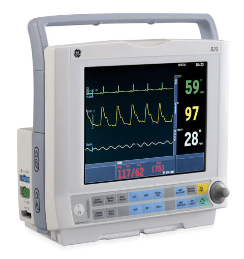 GE B20 Patient Monitor