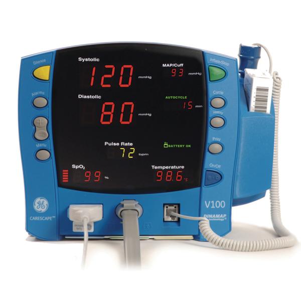 Carescape V100 Vital Signs Monitor