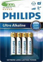 Philips AAA Battery (Pack of 4)
